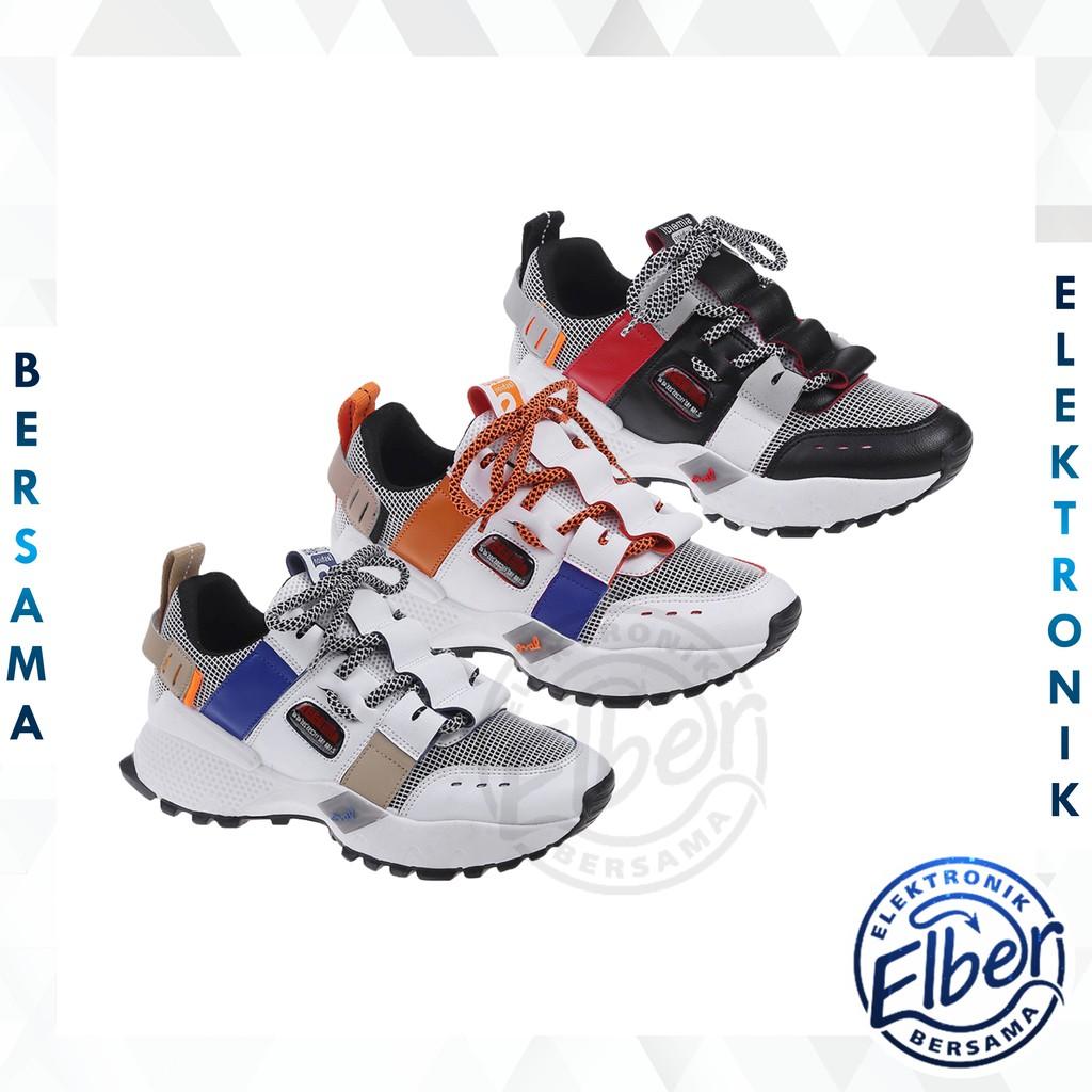 ELBER SHS015 SEPATU SNEAKERS STYLE WANITA ALA KOREA SEPATU ...