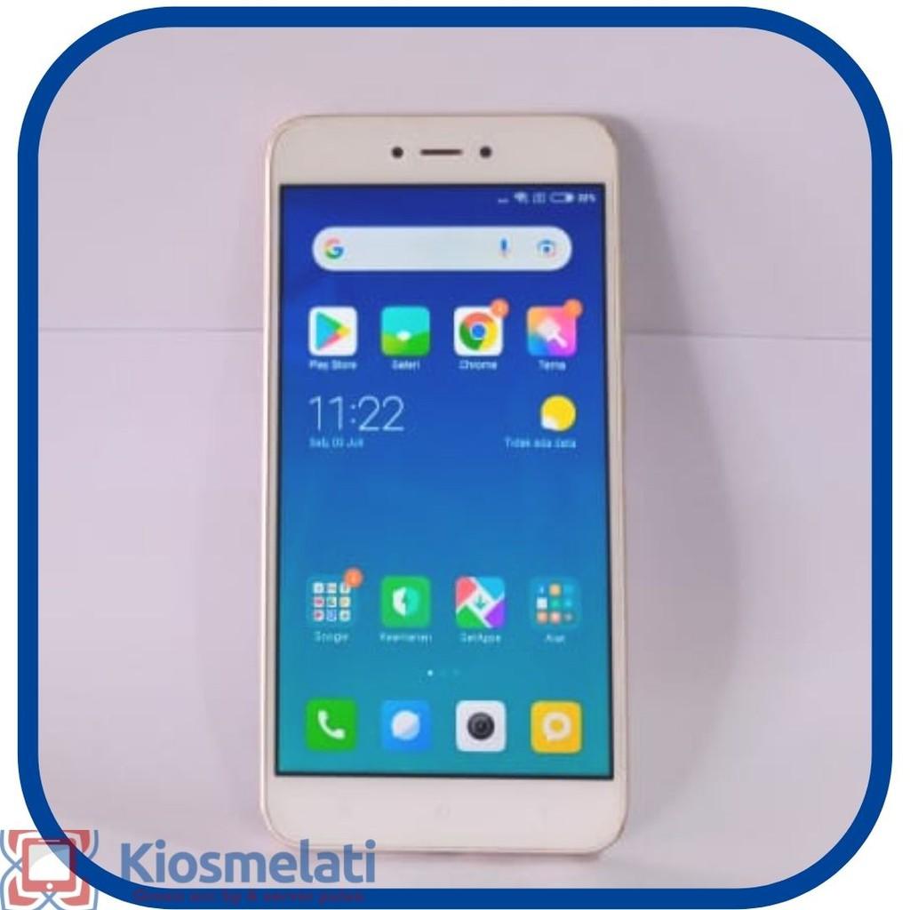 HANDPHONE HP Xiaomi Note 5A RAM 2/16 SECOND SEKEN BEKAS MURAH