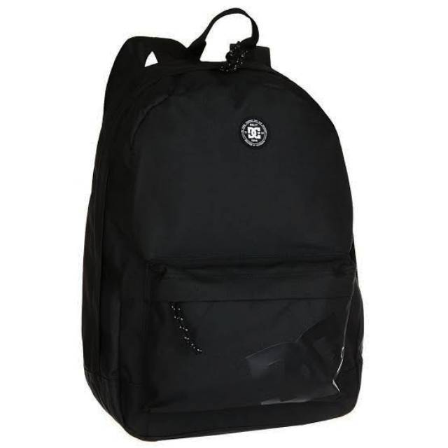 Tas Backpack DC Backstack Blk ORIGINAL  72fe976095