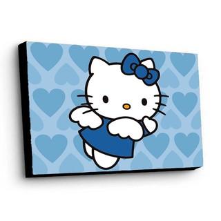 hiasan dinding kamar pajangan rumah wall decor hello kitty