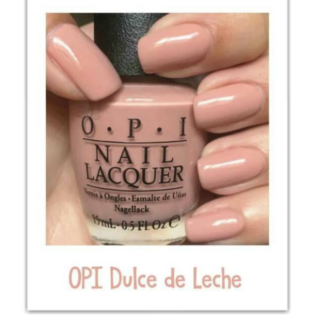 Nail Polish Arti Indonesia: OPI Dulce De Leche ( OPI ORIGINAL / OPI Nail Polish / OPI