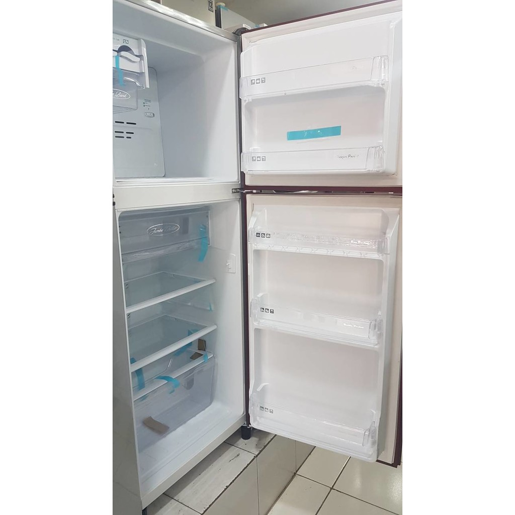 Kulkas 2 Pintu Sharp Kirei Sj 235 Gc Sd Ss Sp Daftar Harga Terkini One Door Refrigerator Sjn166ffw 315gc Shopee Indonesia