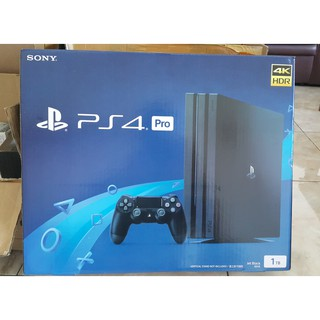 PS4 PRO 1TB BLACK - CONSOLE PLAYSTATION 4 PRO 1TB BLACK - asia