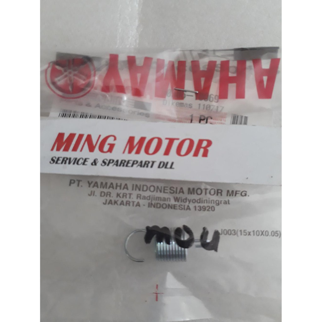 Jual Bos Gir Depan Rx King Collar 90387 20491 Limited Shopee Indonesia Tiang Rem C70 Gl Force 1 Grand