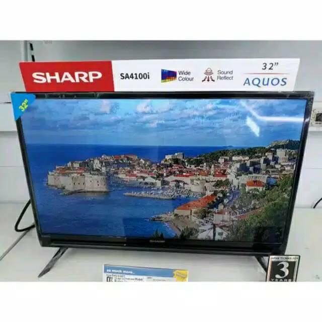 Tv Led Sharp 32 Inch Tipe 32sa4100 Usb Movie Shopee Indonesia