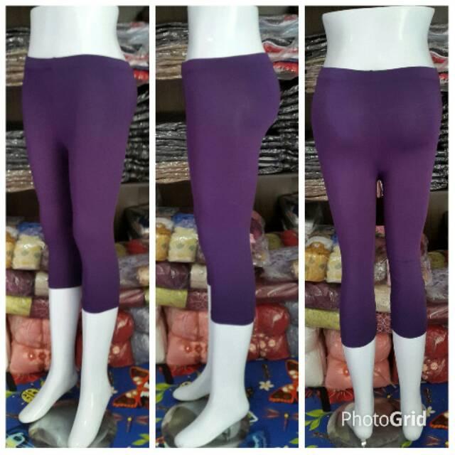 Celana Legging Selutut Celana Sepeda Celana Olahraga Shopee Indonesia
