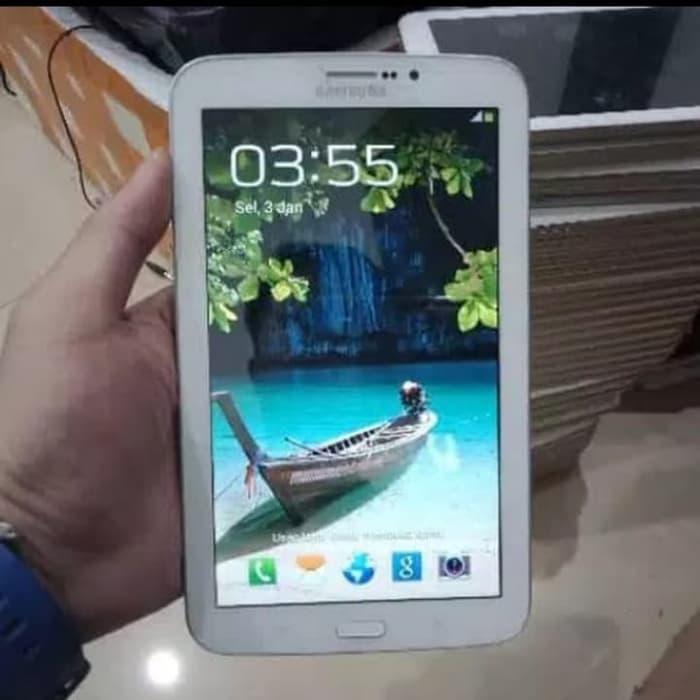 [Tablet Second] TABLET SAMSUNG TAB bisa telepon Tab Bekas