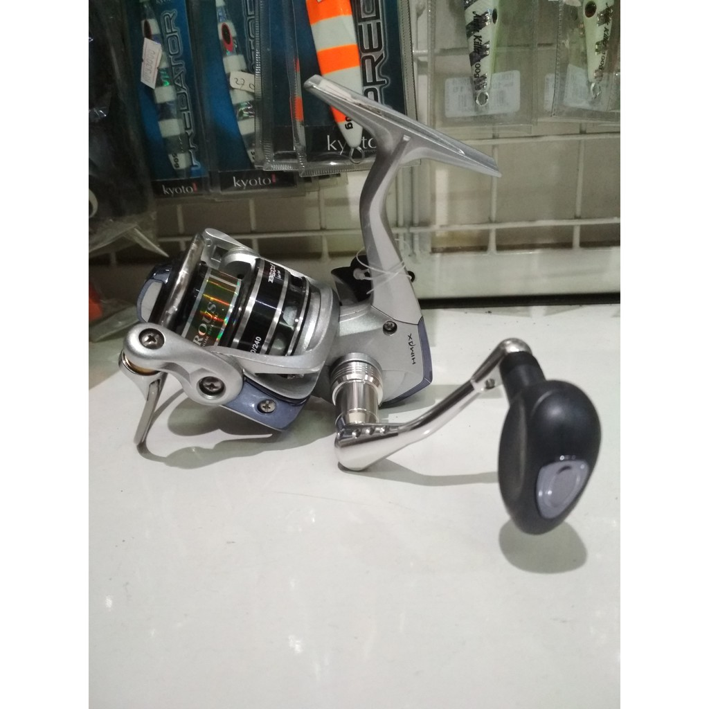 Reel Spining Blood Himax 3000 Shopee Indonesia 4000