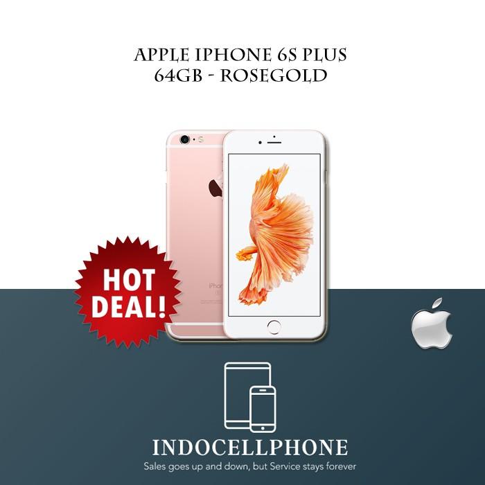 iPhone 6 16GB GOLD garansi distributor 1 tahun  dba9bc11c7