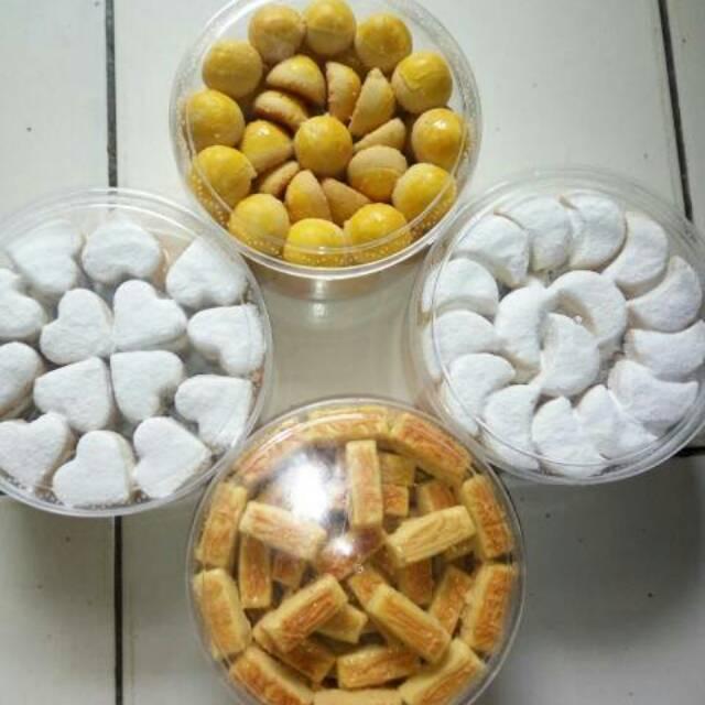 Aneka Kue Kering Lebaran Shopee Indonesia