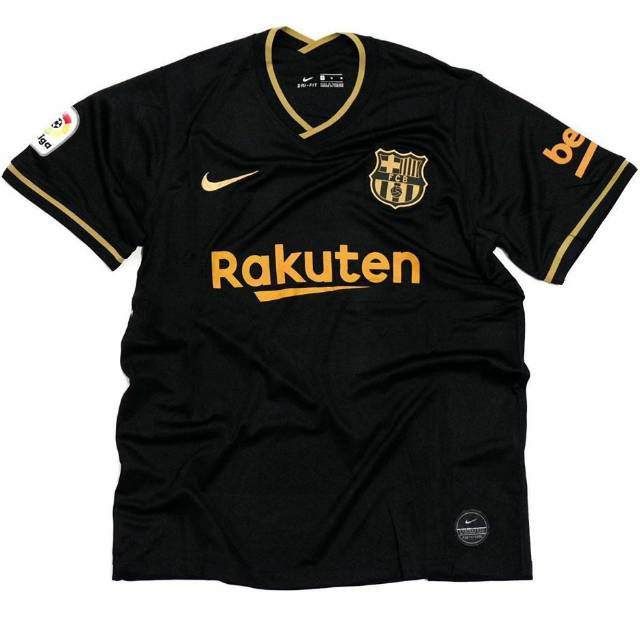 Jersey Barcalona Away 2020 2021 Go Best Import Shopee Indonesia
