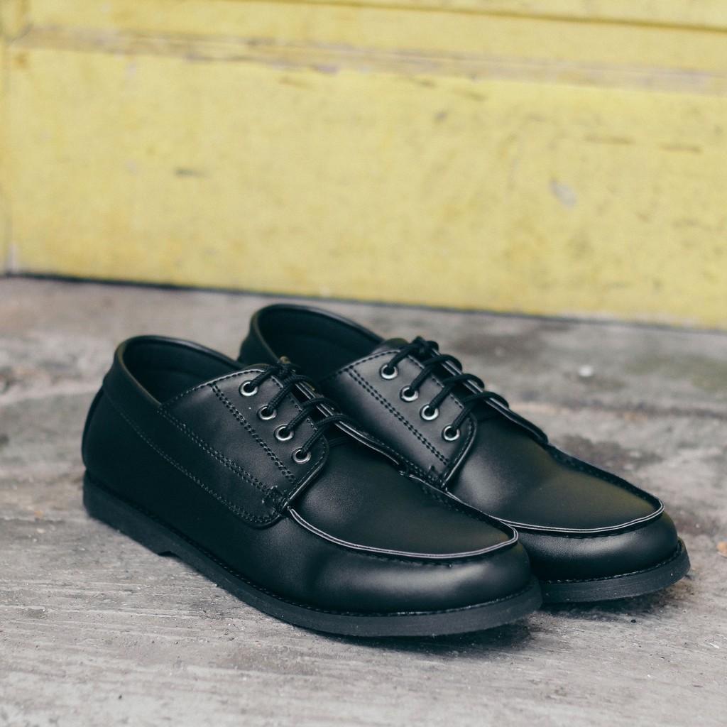 Sepatu Pria Formal Hitam Headway Footwear Zuckerberg Black Shopee Dr Kevin Men Shoes 13199 Brown Cokelat Tua 41 Indonesia