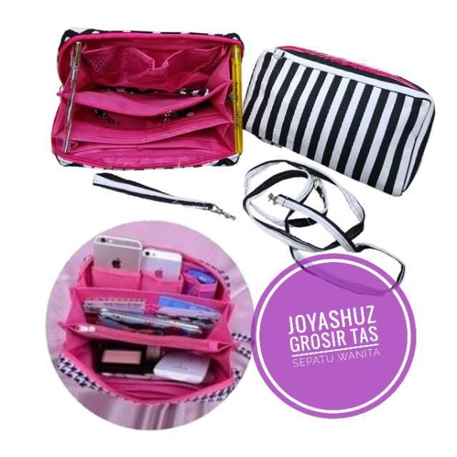 PU kulit kosmetik perlengkapan mandi kasus Organizer penyimpanan tas dengan cermin buaya pola | Shopee Indonesia