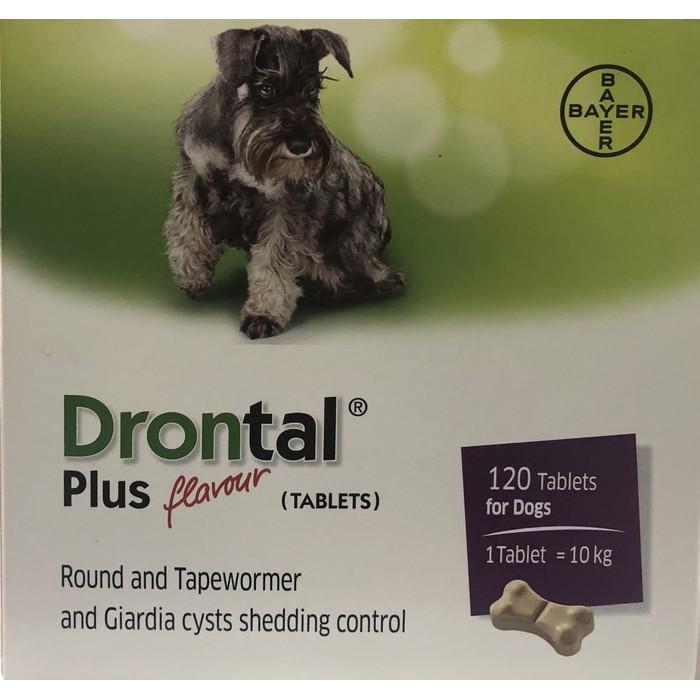 Drontal Dog Plus|Obat Cacing Anjing/Dog|Drontal Dog 1 Pil|Obat Cacing Anjing Dog| | Shopee Indonesia