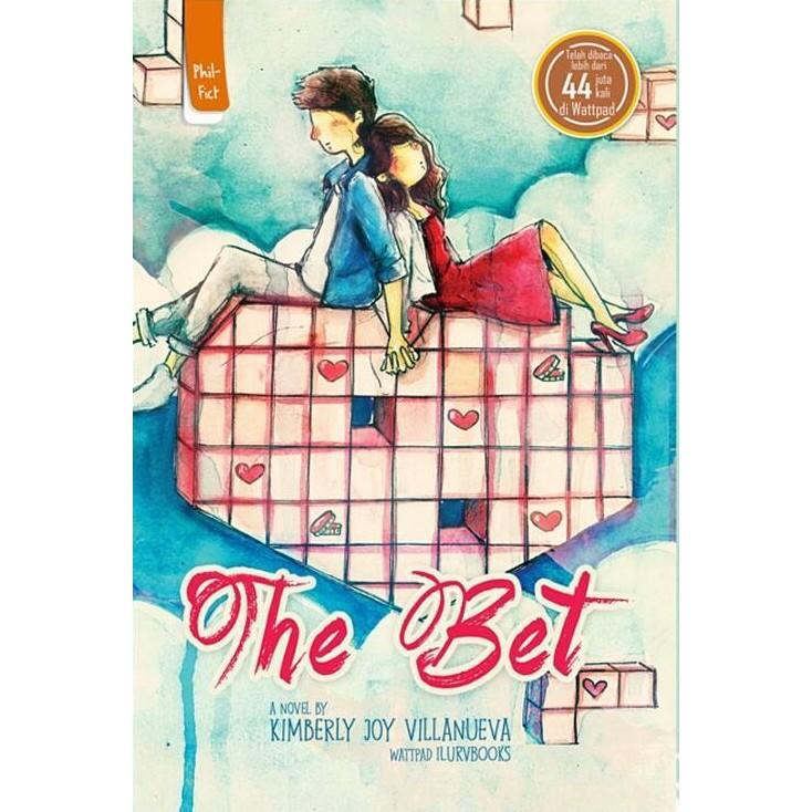 Novel Wattpad The Bet By Kimberly Joy Terjemahan Philipine Shopee
