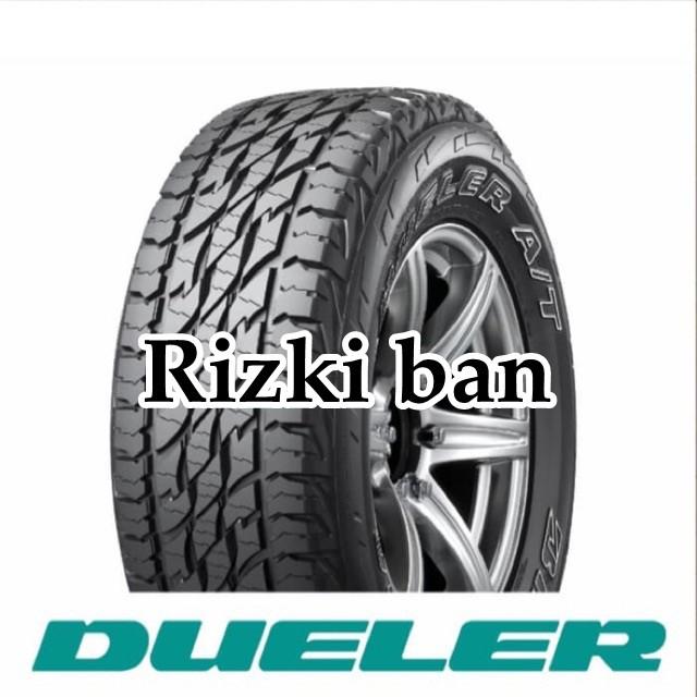 Ban Luar Bridgestone 275/70 R16 Dueler D697 (New)