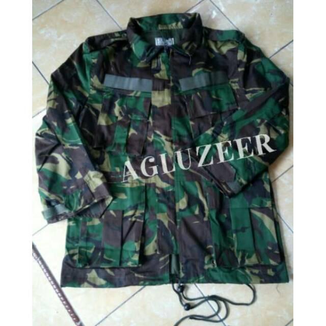 6be3cb00280 Jaket loreng asli pembagian TNI jaket loreng jatah TNI jaket Loreng original  jaket army original