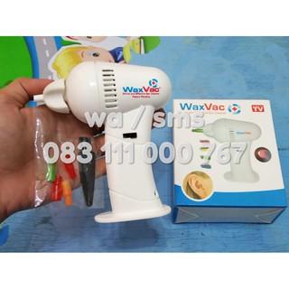Sedot Kotoran Telinga Waxvac Alat Vacuum Bersih Vakum Kuping