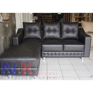 Sofa Kursi Ruang Tamu Minimalis Mewah Sofa Sudut Kantor Modern Meja