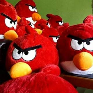 ... Boneka angry bird jumbo. suka  2 5781b9bcc5