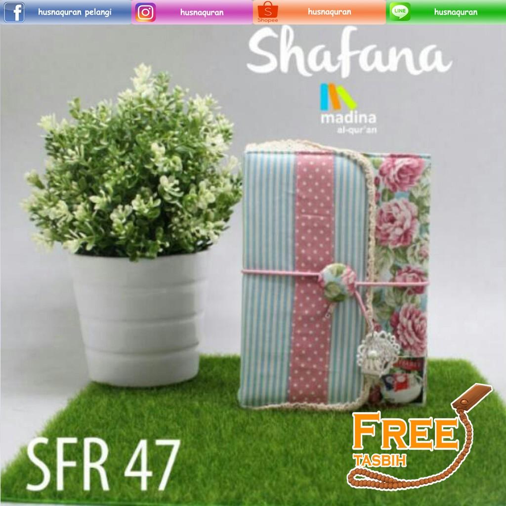 Al Quran Rainbow Zhafira Zfr 114 Free Tasbih Matsurat Or Voucher Alquran Madina Premium 64 Shopee Indonesia