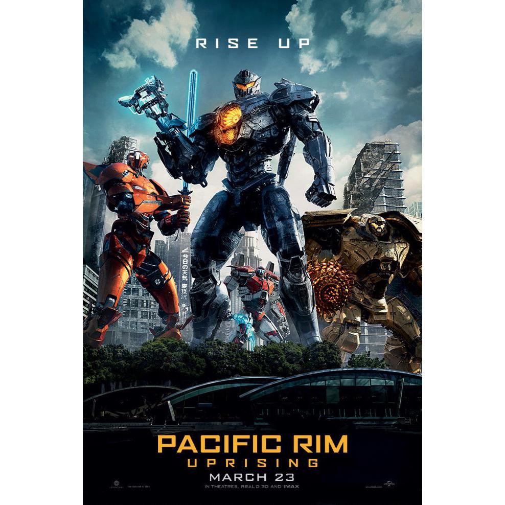 Super Dvd Pacific Rim Uprising 2018 Sale Shopee Indonesia