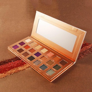 O.TWO.O 21 Color DARLING Drama Dream Eyeshadow Compact Palette With Mirror Kaca 6