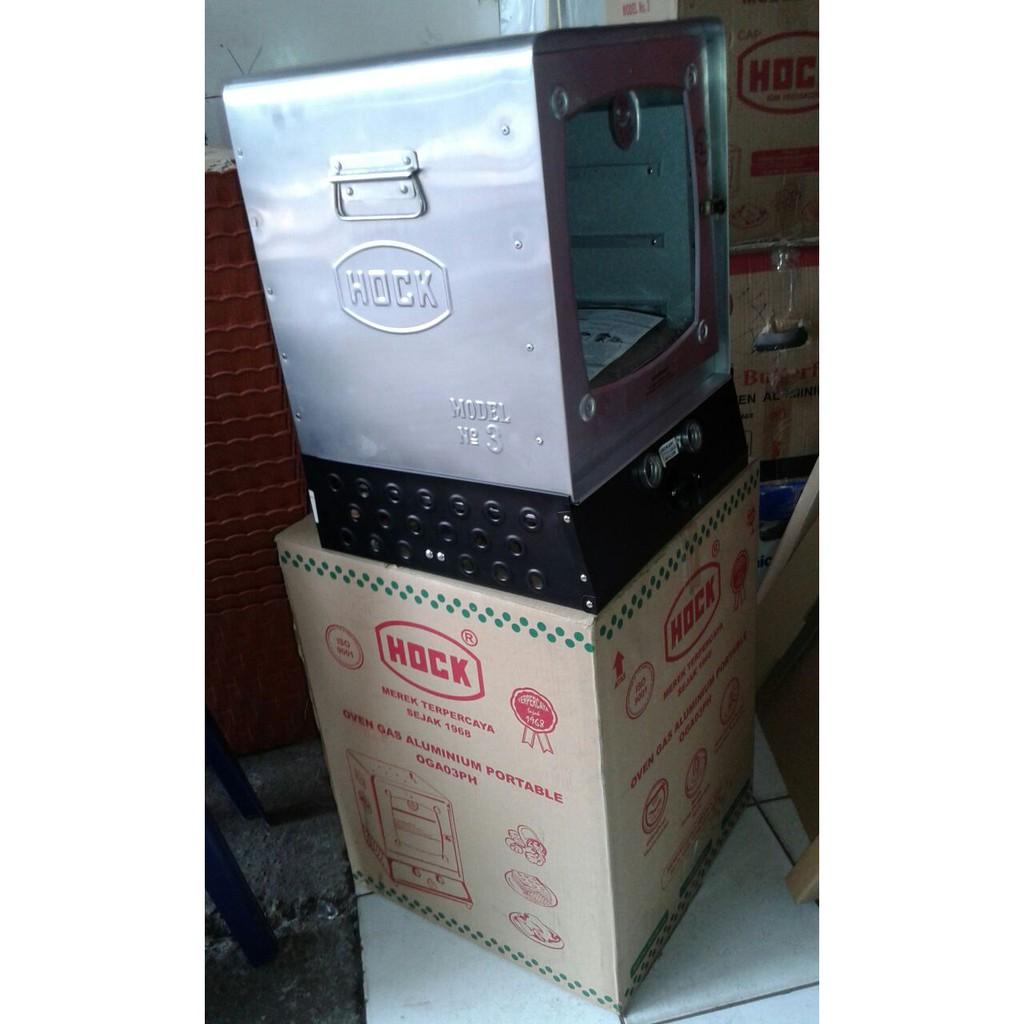 Oven Hock Gas Portable Shopee Indonesia Aluminium 02 Tempat Arang