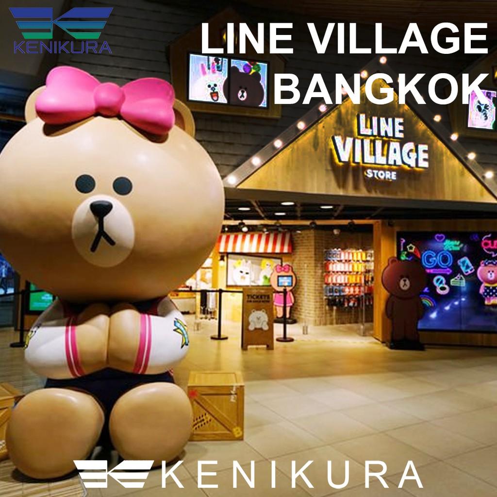 Tiket Siam Park City Bangkok Dewasa Anak Shopee Indonesia Masuk Dream World 4d Adventure