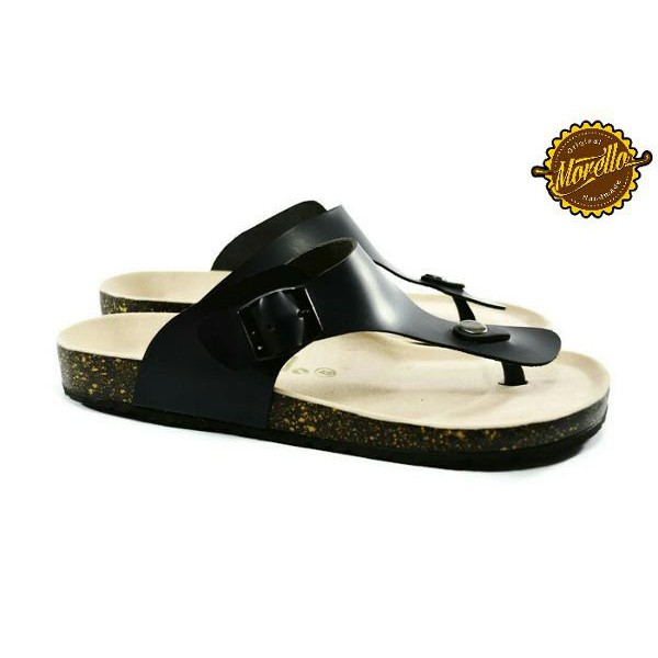 OBEY- Sandal Original Morello Spartan Black Casual santai Fashion Gladiator Fashionable Pria Wanita | Shopee