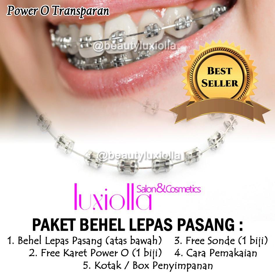 Sehati Store Teeth Trainer Dessa Dental Usa Original Perapih Gigi Laser Behel Led Rainbow Light Cure Lem Kawat Pengganti Baru Shopee Indonesia