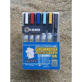 Gundam Marker Extra Fino Type Black GM301