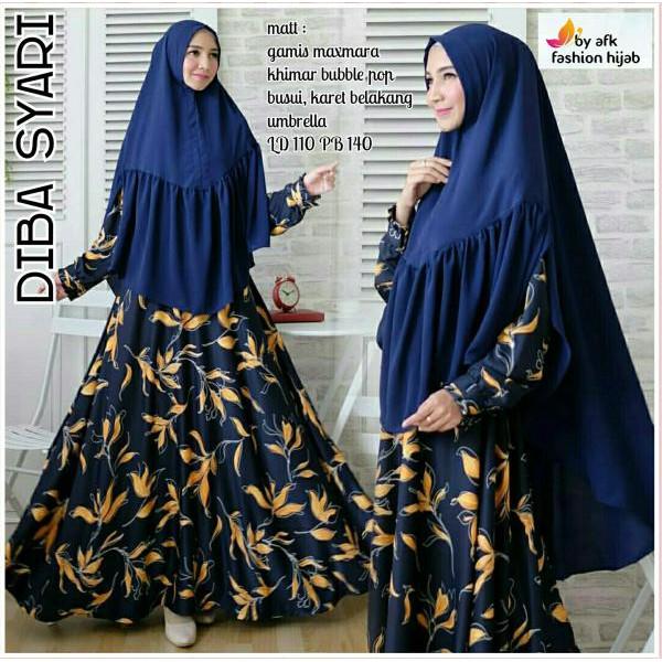ANNISA SYARI - Gamis Syari Maxidress Terbaru Fashion Wanita Muslim Terkini  Baju Pesta Maxmara Armani  080571084c