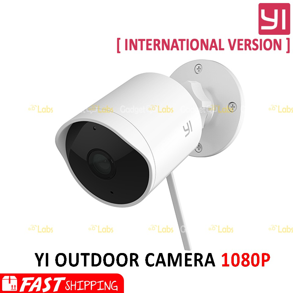 Xiaomi Xiao Yi Dome Hd Ip Camera Kamera Cctv Ir 360 Degrees Original 720p International Version White 1080p Edition Black Shopee Indonesia