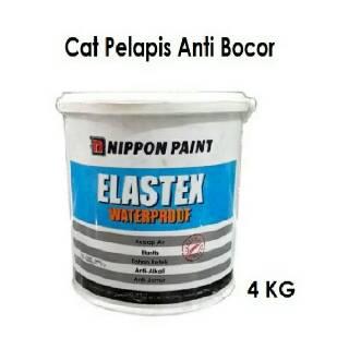 CAT  ELASTEX  GALON KHUSUS GRAB GOSEND Shopee Indonesia