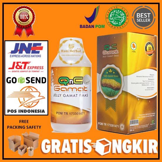 Obat Radang Usus 100% Alami Ampuh, Infeksi Usus Besar, Usus Buntu, Kanker  Usus, QnC Jelly Gamat ORI