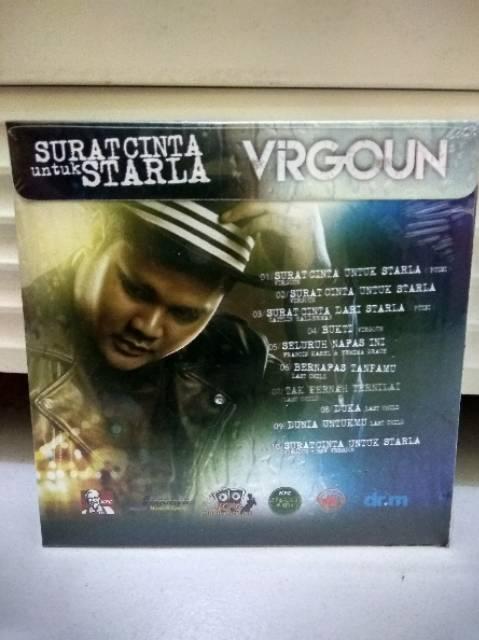 Dvd Musik Surat Cinta Untuk Starla Shopee Indonesia