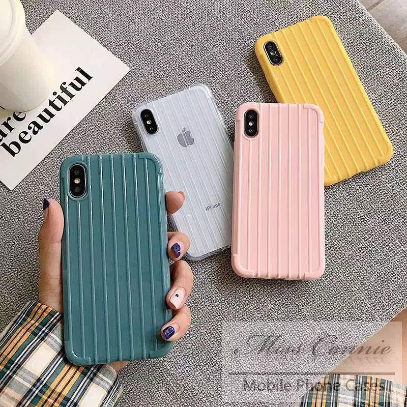 Hamlocase Soft Case iPhone 6 Plus 6s Plus Silikon Polos