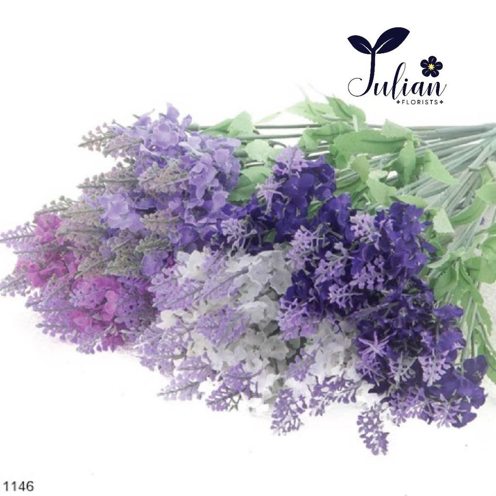 Bunga Lavender artificial Flower - Buket bunga plastik  789b824000