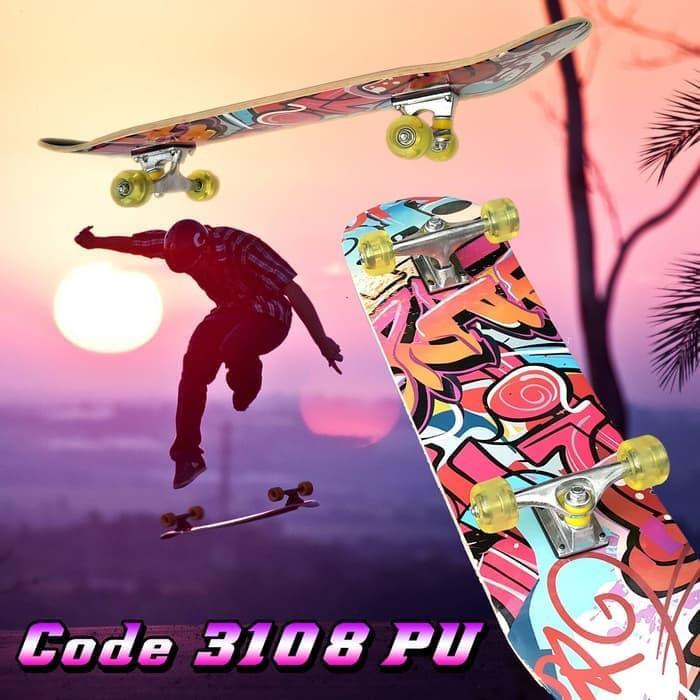 skateboard fullset - Temukan Harga dan Penawaran Olahraga Outdoor Online  Terbaik - Olahraga   Outdoor Januari 2019  a1010f0306