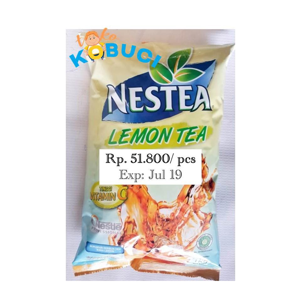 Free Ongkir Nestea Lemon Tea 1 Kg Nestle Professional Shopee Indonesia