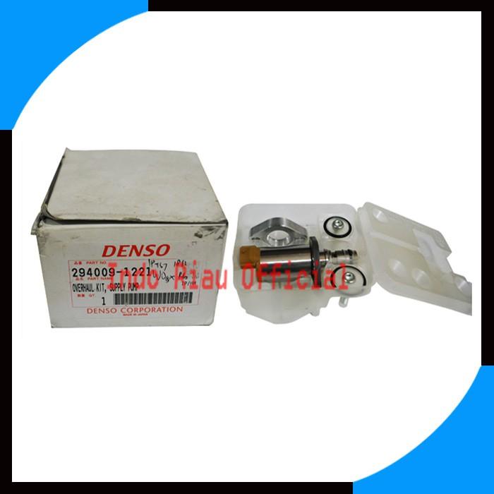 SCV Supply Pump Kobelco SK 200-8 Asli Ori Denso - Suction Control Valve Kobelko Sk200 294009-1221
