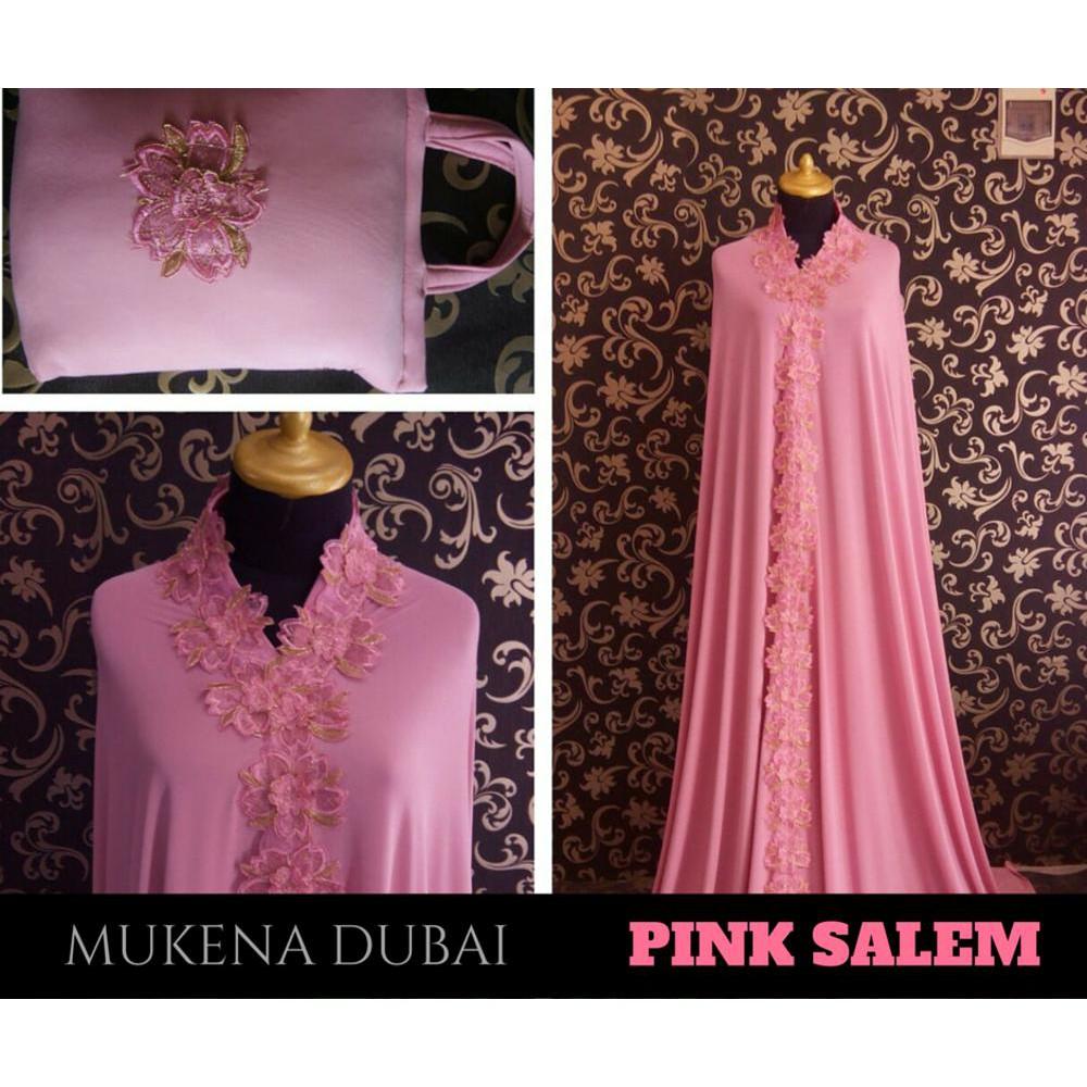 Mukena Tazkia Rose Garden Salem Chaedw Shop Shopee Indonesia Rayon Alamanda Flower Red