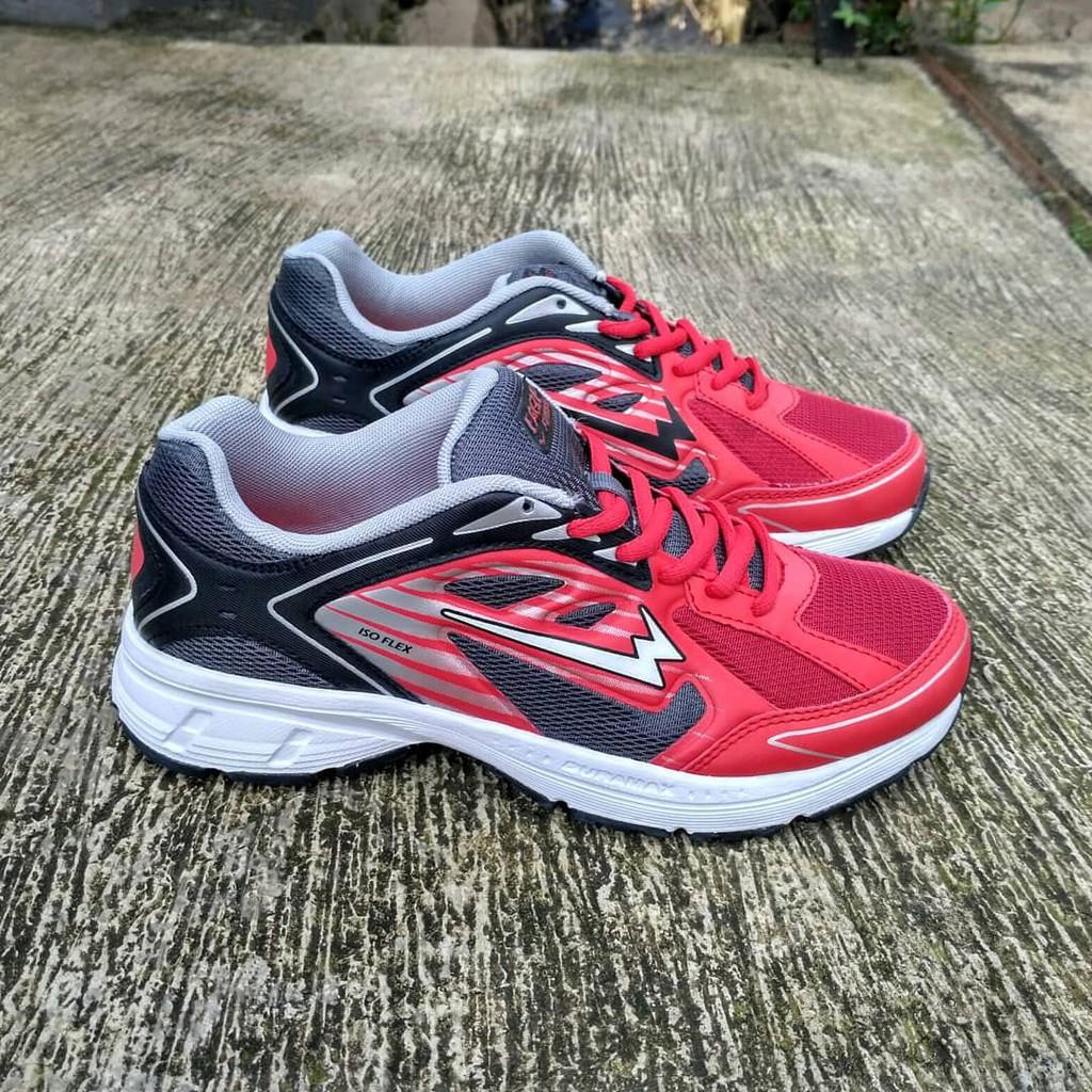 Daftar Harga Ardiles Men Kolyma Running Shoes Hitam 44 Update 2018 Articuno Grey Black 41 Soba Sepatu Merah Shopee Indonesia