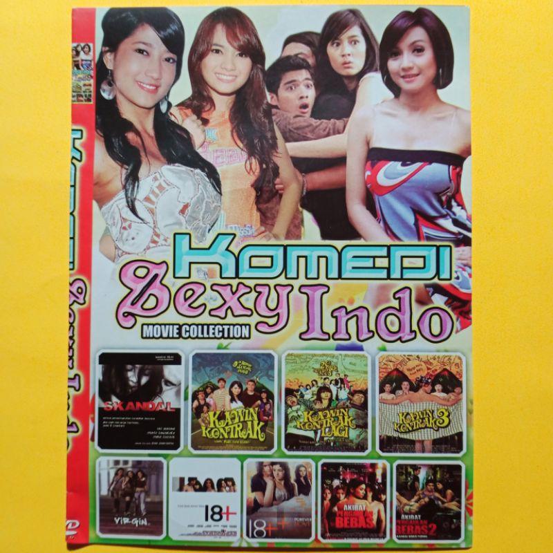 Kaset Film Indonesia Koleksi DRAMA KOMEDI SEXY INDO Terlaris Musim Semi.