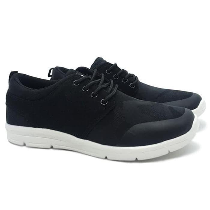 Sepatu sport casual Phoenix Grado - Black. Ke Toko 5d8978eea8