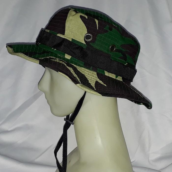 topi loreng tentara topi TNI camo topi lapangan topi doreng topi rimba topi  distro murah  4d752a68f2