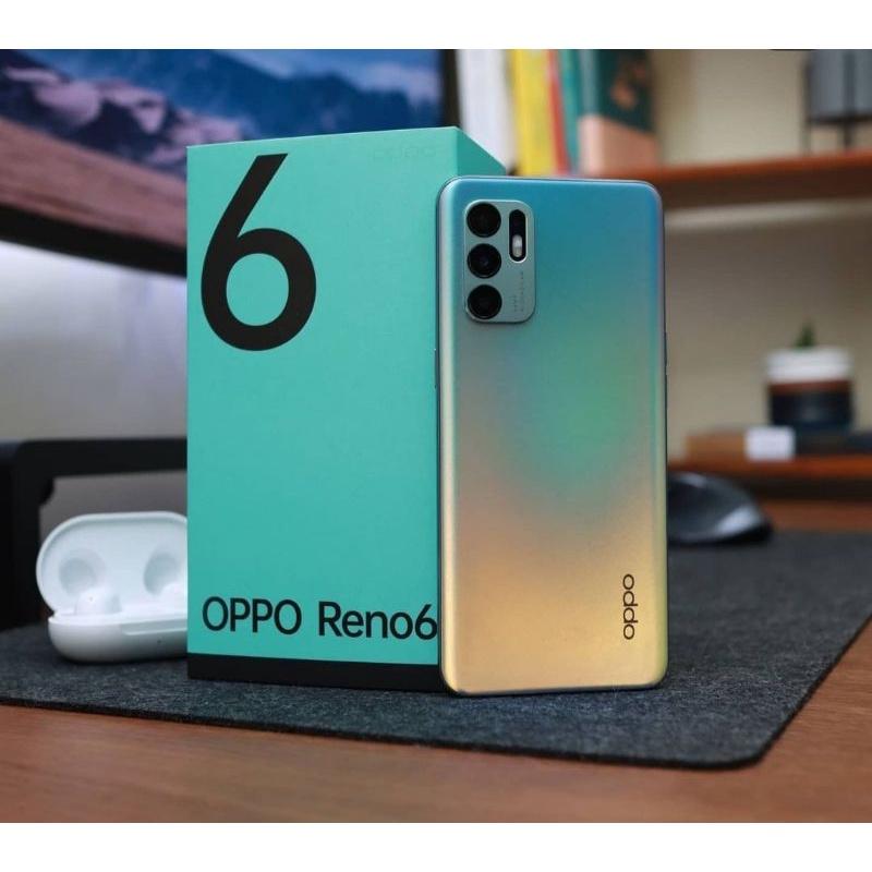OPPO RENO6 (Second Hand)