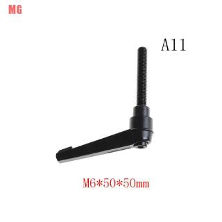 M8 M10 Clamping Lever Machinery Adjustable Locking Threaded Handle Knob HighQ