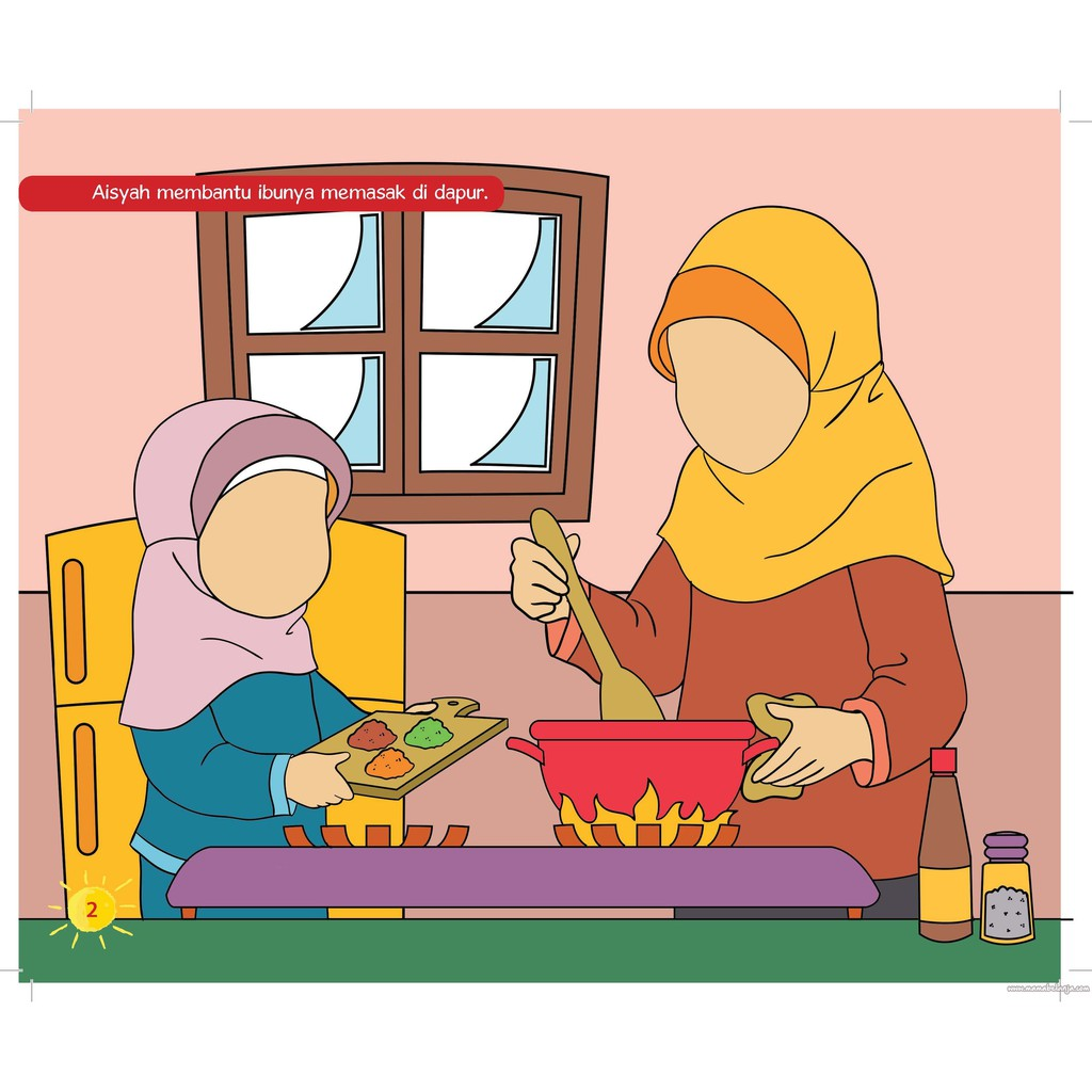 Bpq2500 Paket Buku Anak Sunnah Sesuai Alquran Dan Hadits Yuk Mewarnai Sambil Belajar Shopee Indonesia